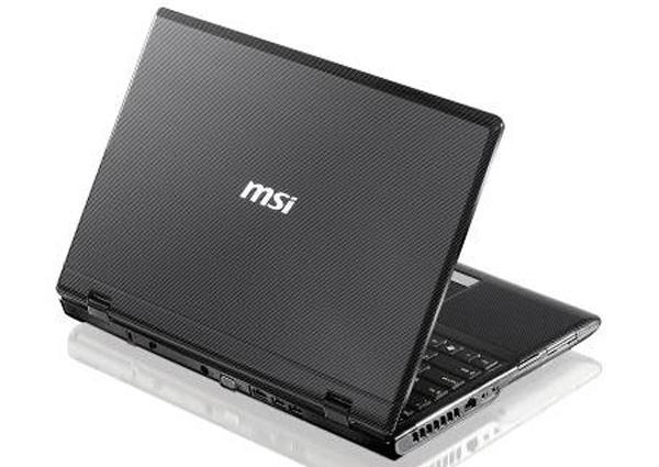 MSI CX705MX, portátil de 17,3 pulgadas con potente tarjeta gráfica