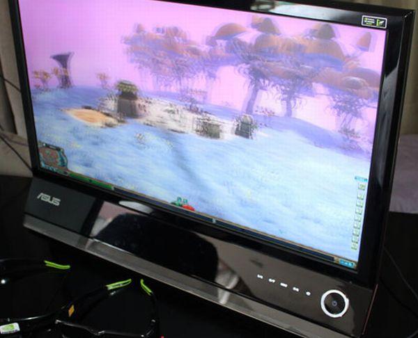Asus VG236H y PG276H, nuevos monitores 3D de de 23 y 27 pulgadas