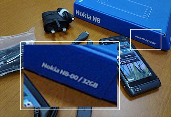 Nokia N8 32 GB, desvelado un Nokia N8 con 32 GigaBytes de memoria