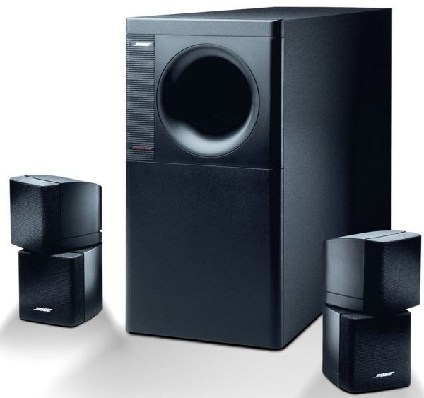 bose acoustimass 5 serie iii sonido est reo y de cine. Black Bedroom Furniture Sets. Home Design Ideas