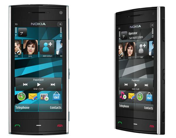 Nokia X6 8GB – A Fondo, opiniones y análisis