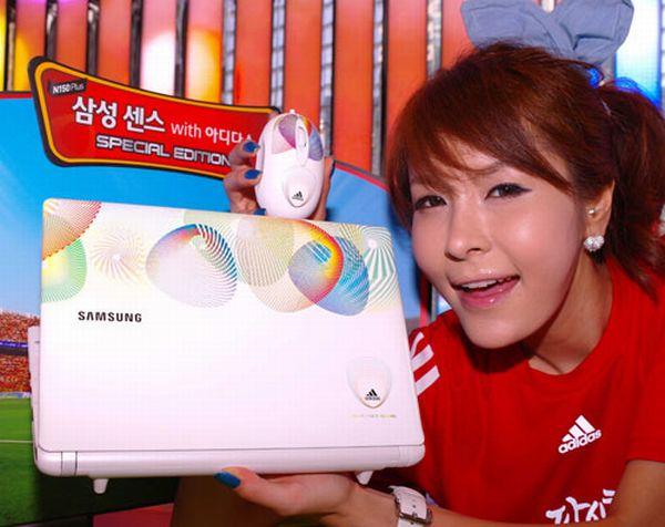 Samsung anuncia la Edición Plus Adidas del netbook Samsung N150