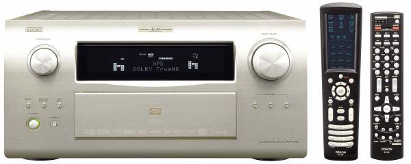 Denon AVP-A1HD, centro de control multimedia para usuarios muy exigentes