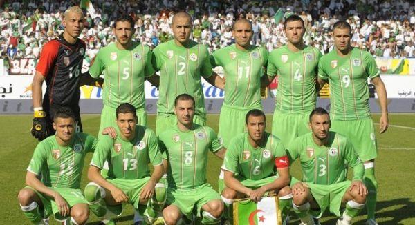 Argelia vs Eslovenia, el Mundial de Fútbol en HD (alta definición) en Digital+