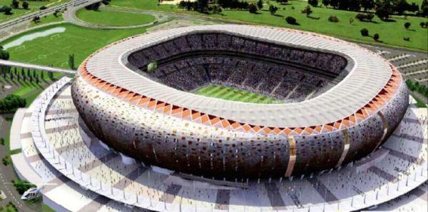 Sudáfrica vs México, el Mundial de Fútbol 2010 en 3D en Digital+