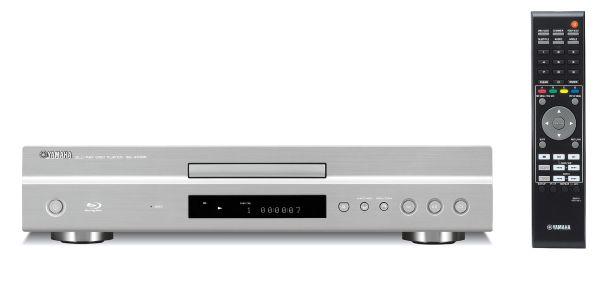 Yamaha BD-S1065, un reproductor Blu-ray  que da la mejor imagen