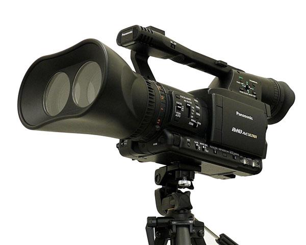 Panasonic HDC-SDT750, la primera videocámara 3D de Panasonic destinada al público masivo