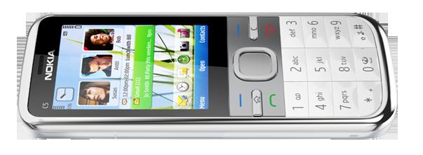 Nokia C5 Movistar, gratis por puntos el Nokia C5 con Movistar