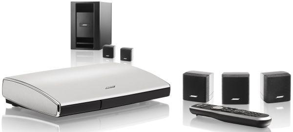 Bose LifeStyle T-10, sistema de entretenimiento con las últimas tecnologías del fabricante