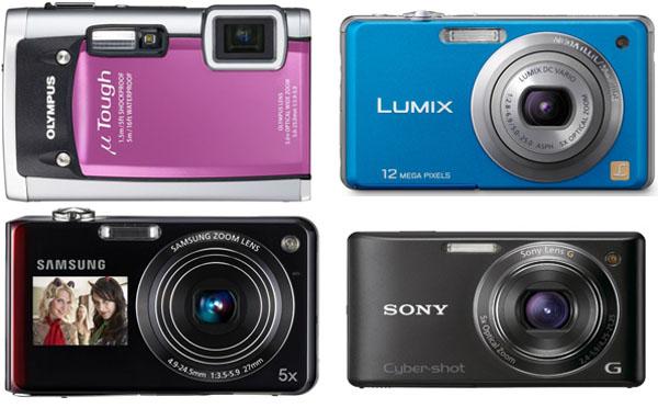 Cómo elegir una cámara digital de fotos compacta con zoom 5x, comparativa y análisis
