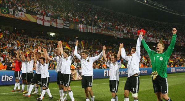 Alemania vs Argentina, el Mundial de Fútbol en 3D en Digital+