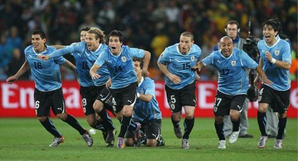 Uruguay vs Holanda, semifinales del Mundial de Fútbol en 3D en Digital+