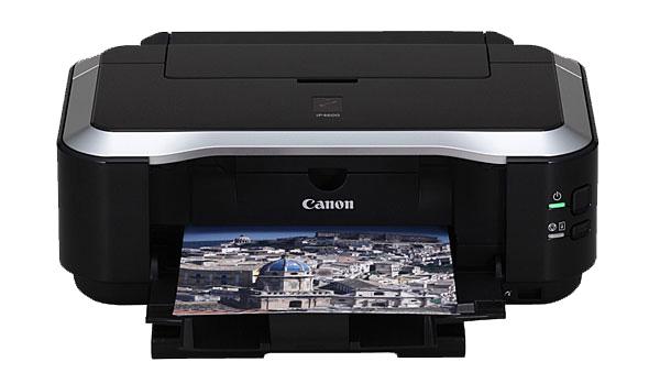 Canon Pixma iP3600, impresora fotográfica para casa demasiado lenta