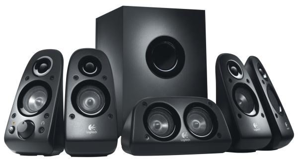 Logitech Z506, sonido envolvente con un precio económico