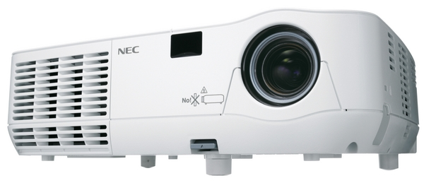 NEC NP115, proyector 3D fácil de transportar