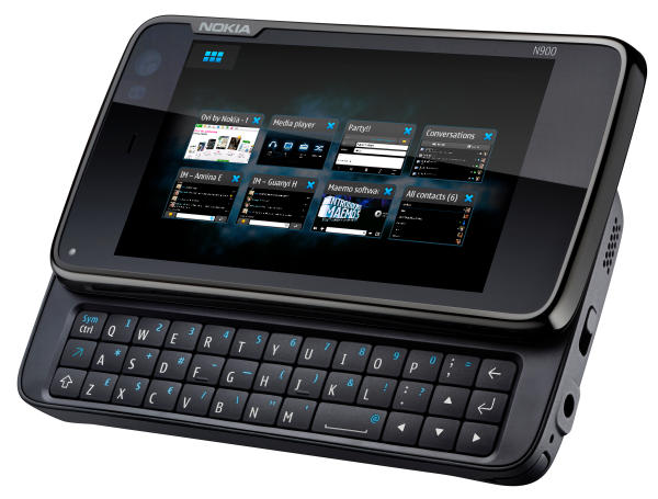 Nokia N900 con FCamera, aplicación gratuita que mejora las fotos en la cámara del móvil