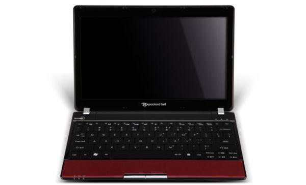 Packard Bell dot u, ordenador ultraportátil con pantalla de 11,6 pulgadas