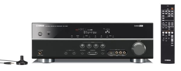 Yamaha RX-V367, un amplificador de cine económico para iniciarse en el 3D