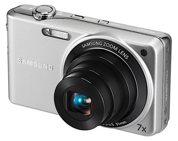 Samsung PL200, una cámara de fotos para apuntar y disparar