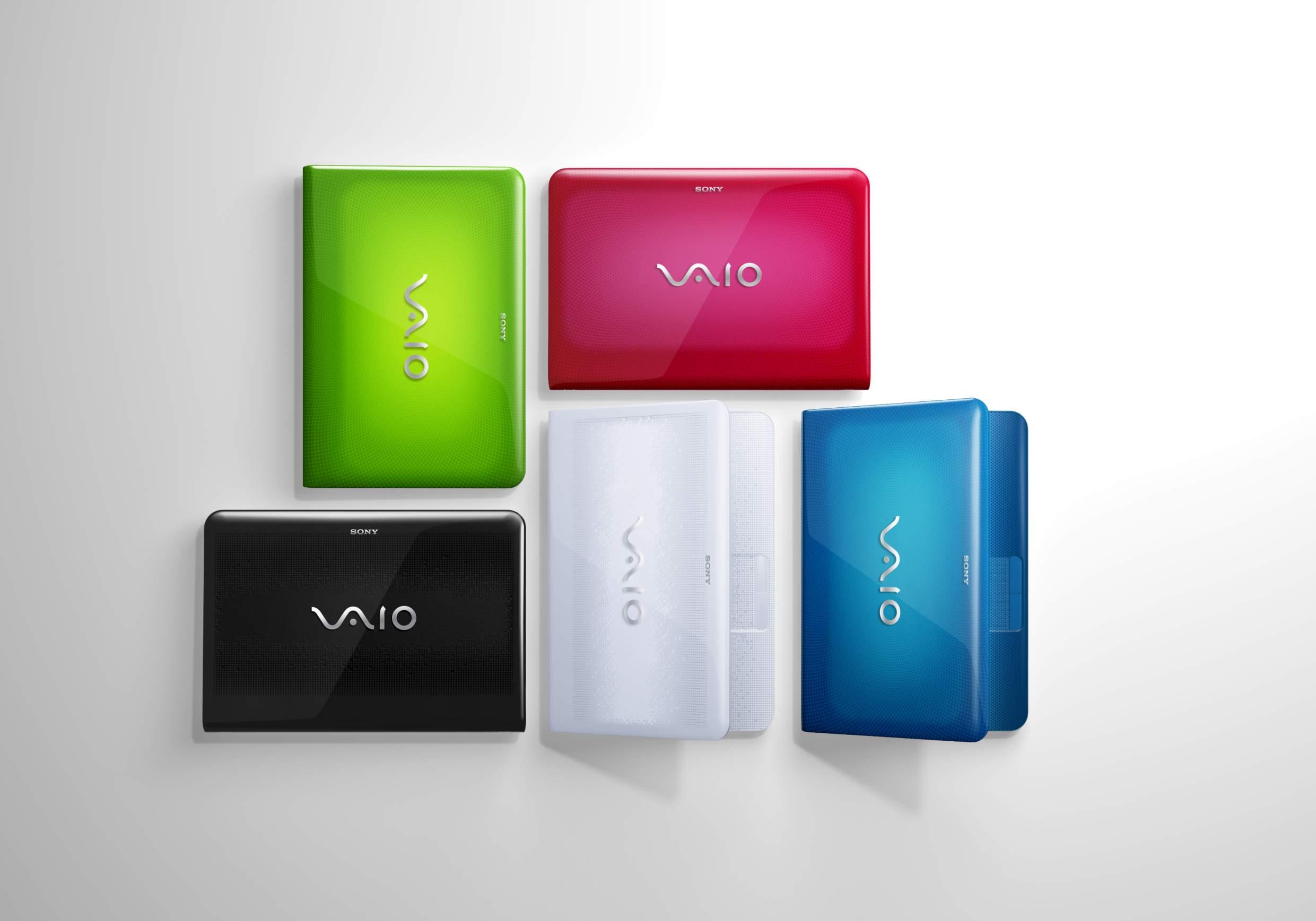 Sony Vaio E amplía su gama con portátiles de 14 y 17,3 pulgadas