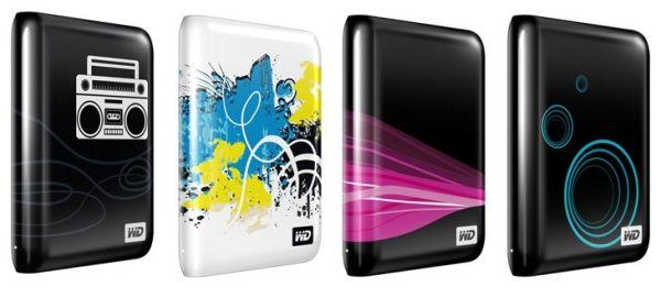 Western Digital My Passport Essential, un disco duro de bolsillo y de diseño