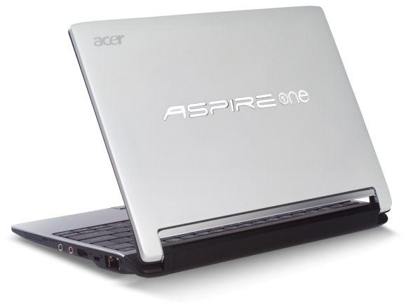 Acer Aspire One 533, ultraportátil de 10 pulgadas con Windows 7