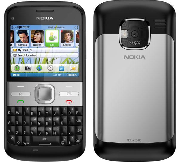 Nokia E5 – A Fondo, análisis y opiniones