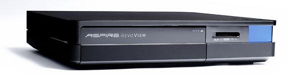 Acer Revoview, el reproductor HD multiformato de salón