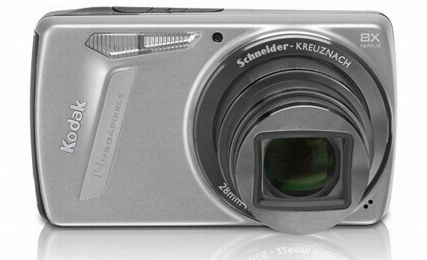 Kodak M580, una cámara compacta económica y resistente pero enrevesada de manejar