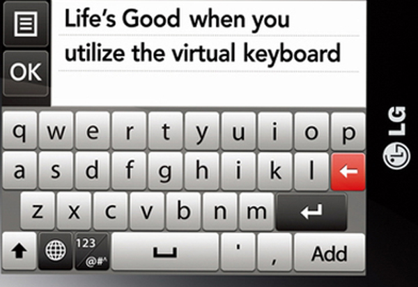 lg-wink-3g-T320-teclado