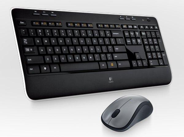 Logitech MK520, ratón y teclado sin cables
