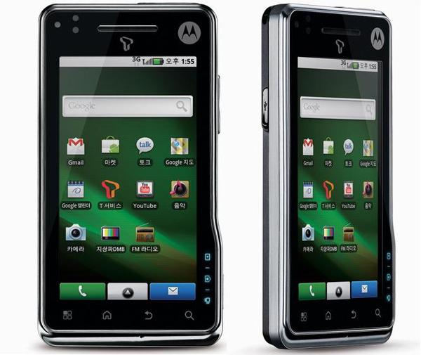 Motorola Milestone XT720 – A Fondo, opiniones y análisis