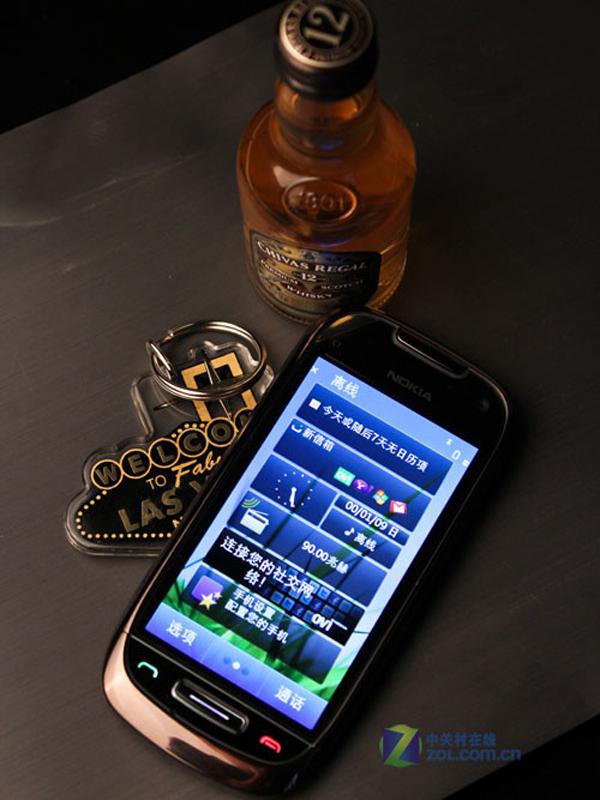 Nokia C7, vídeo y fotos del Nokia C7 con Symbian3