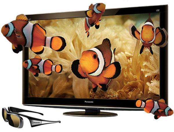 Panasonic Viera GT25, televisores de plasma con conversión 3D