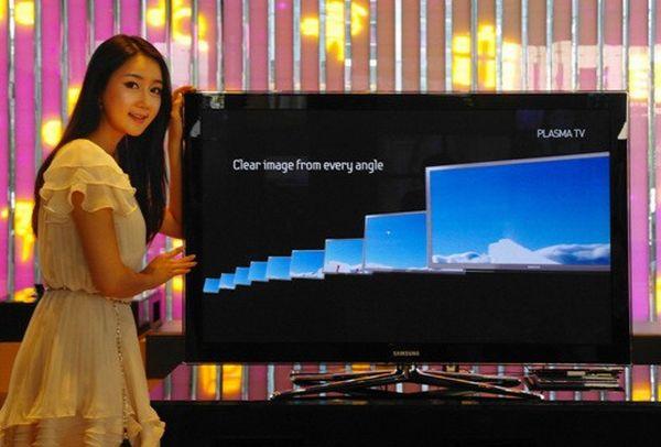 tv3d samsung pn50c490 un televisor de plasma 3d por debajo de 1000 euros. Black Bedroom Furniture Sets. Home Design Ideas