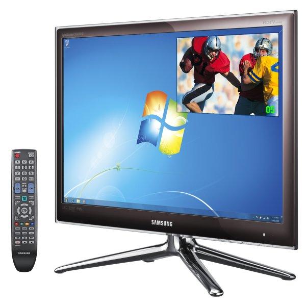 Samsung serie 90 y serie 30, monitores de alta definición con sintonizador TDT