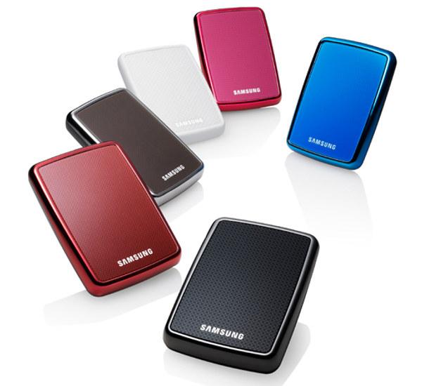 Samsung S2, discos duros portátiles más rápidos con USB 3.0
