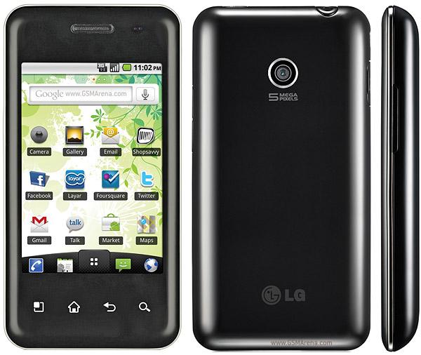 LG Optimus Chic E720, análisis y opiniones