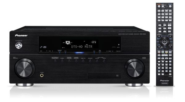 Pioneer VSX-LX53 y Pioneer VSX-2020, dos amplificadores de cine 3D con THX