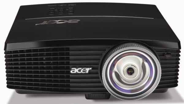 Proyector Acer S5201M, un equipo FullHD 3D para el aula