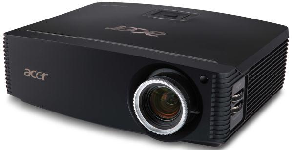 Proyectores Acer P7, son los protagonistas en grandes salas de reuniones