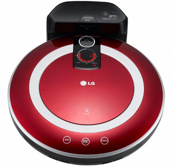 lg hom bot nuevo robot de limpieza con infrarrojos y ultrasonidos. Black Bedroom Furniture Sets. Home Design Ideas