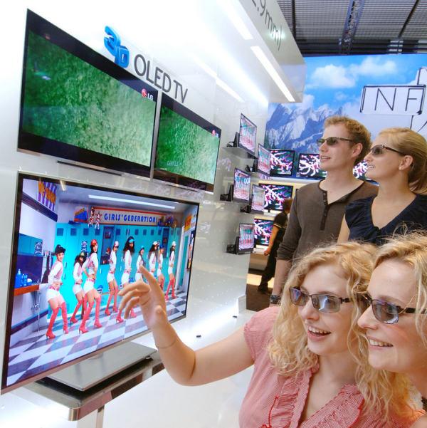 IFA 2010, la feria de la electrónica concluye con récord en sus cifras