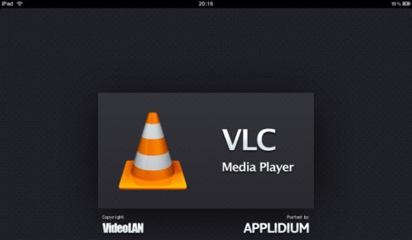 iPad y DivX, el DivX llega al tablet de Apple con el programa VLC