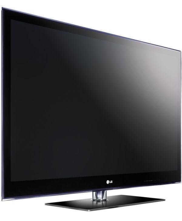 LG 50PX950, televisor de plasma 3D con Ethernet