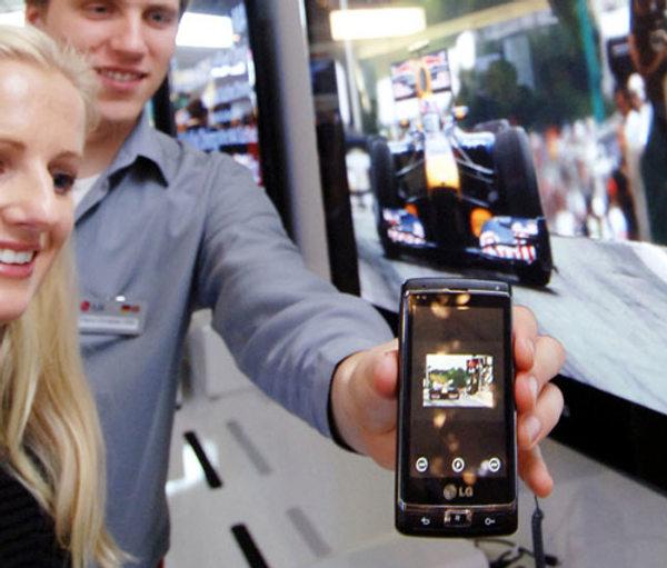 LG GW910 Optimus 7, se acerca el primer móvil con Windows Phone 7