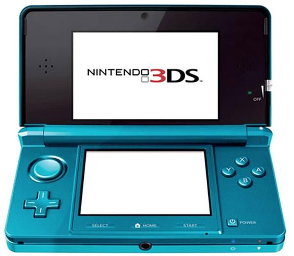 Nintendo 3DS, a la venta el próximo marzo en Europa