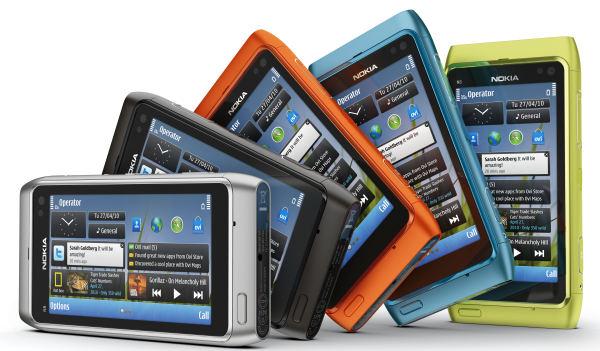 Nokia N8, el móvil táctil de Nokia tendrá USB On-the-Go