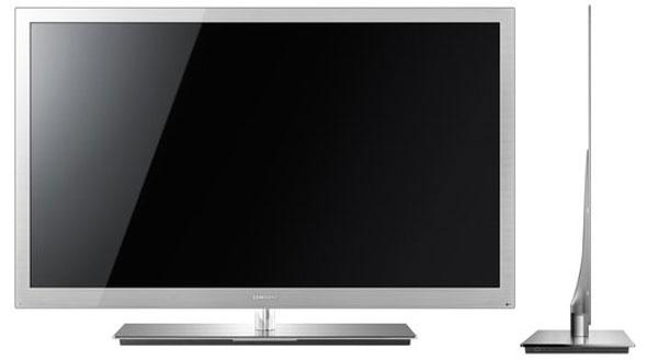 Samsung LED C9000, TV 3D de hasta 65 pulgadas con mando a distancia táctil