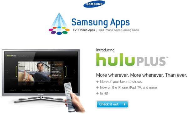 Samsung intenta camelar a los desarrolladores de aplicaciones para televisores